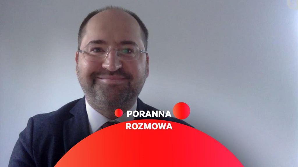 Adam Bielan w Porannej Rozmowie Gazeta.pl
