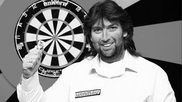 Andy Fordham były mistrz świata w darcie. Źródło: Twitter (LiveDarts)