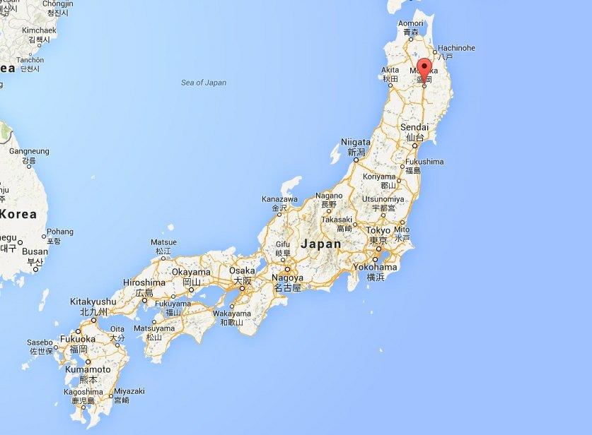 Morioka, Japonia