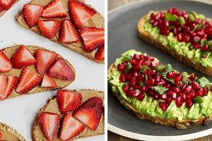Pomysł na ekspresowe śniadanie - Tosty na słodko na 5 sposobów. Przygotujesz je w 3 minuty!