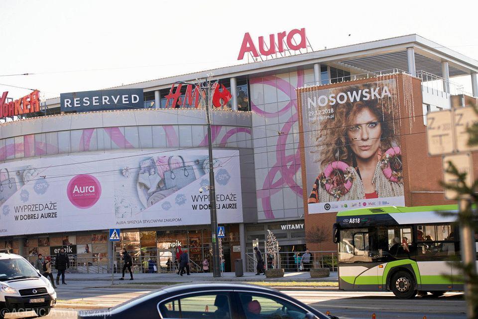 W Aurze Centrum Olsztyna od 1 stycznia płatny postój od