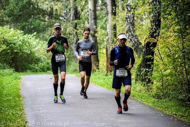 Zdjęcie numer 60 w galerii - Silesia Marathon. Chłód i wiatr niestraszne, rekord pobity! [ZDJĘCIA]