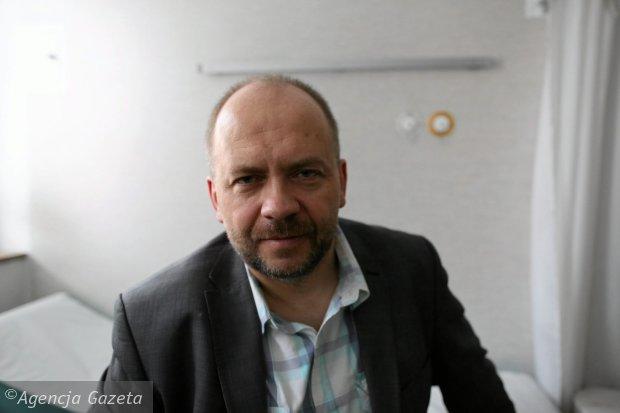 Dr Marek Bachanski