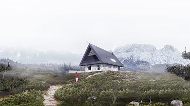 'Dom z prywatnym Giewontem'