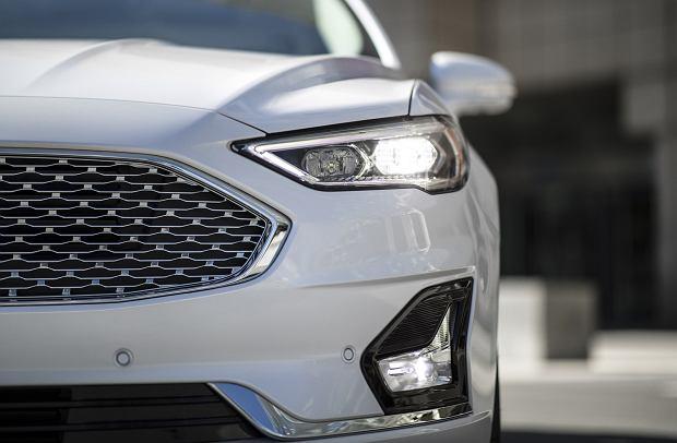 Ford ma zupełnie nowy pomysł na model Fusion
