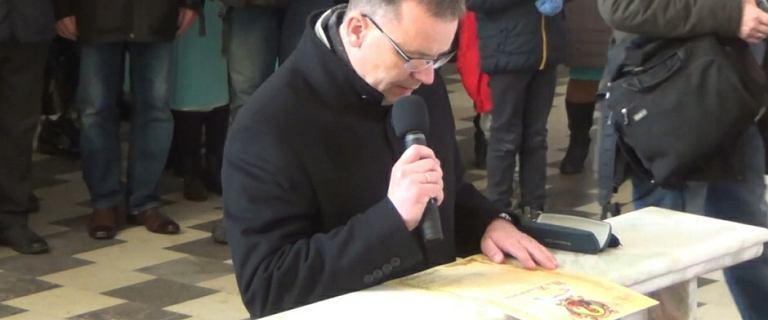 Prezydent Piotrkowa Trybunalskiego zawierzył miasto Matce Boskiej
