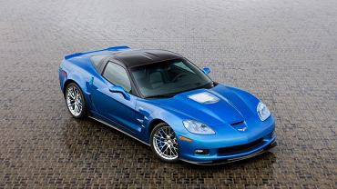 "Chevrolet Corvette ZR1 ""Blue Devil"""