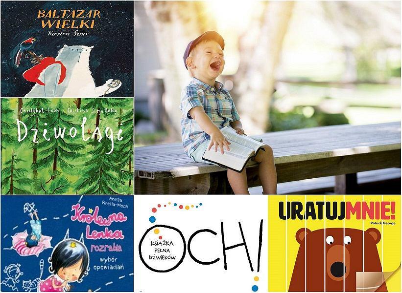 Najlepsze książki dla dzieci w wieku 3-5 lat