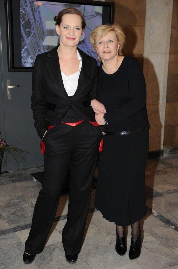 Krystyna Janda i Maria Seweryn