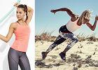 Ubrania sportowe od marki Under Armour - koszulki, legginsy i buty
