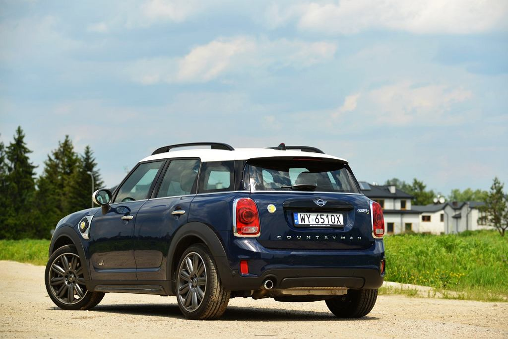 Volvo XC40 T5 kontra Mini Cooper SE All4 Countryman