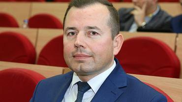 Białystok, radny PiS Henryk Dębowski