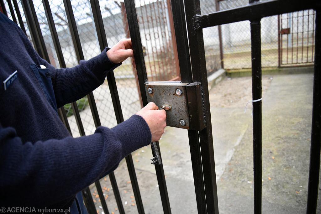 Areszt (zdjęcie ilustracyjne)