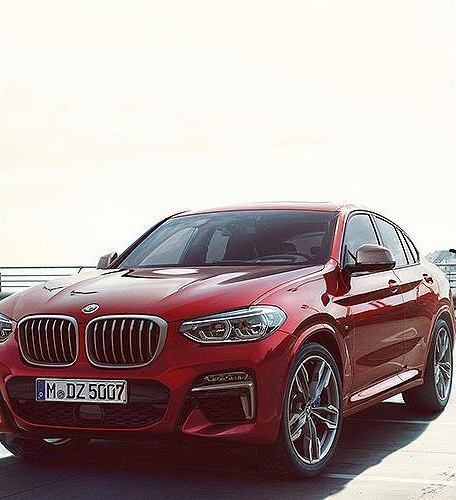 BMW X4 - więcej sportowego charakteru