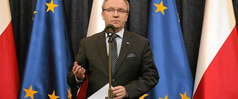 Szczerski wprost: Polski rząd znalazł się w trudnej sytuacji