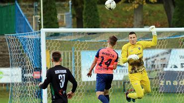 Sobota, 17 października 2020 r. Piłkarska trzecia liga: Warta Gorzów - ROW 1964 Rybnik 0:0