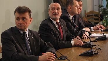 Posiedzenie zespołu parlamentarnego badającego przyczyny katastrofy smoleńskiej