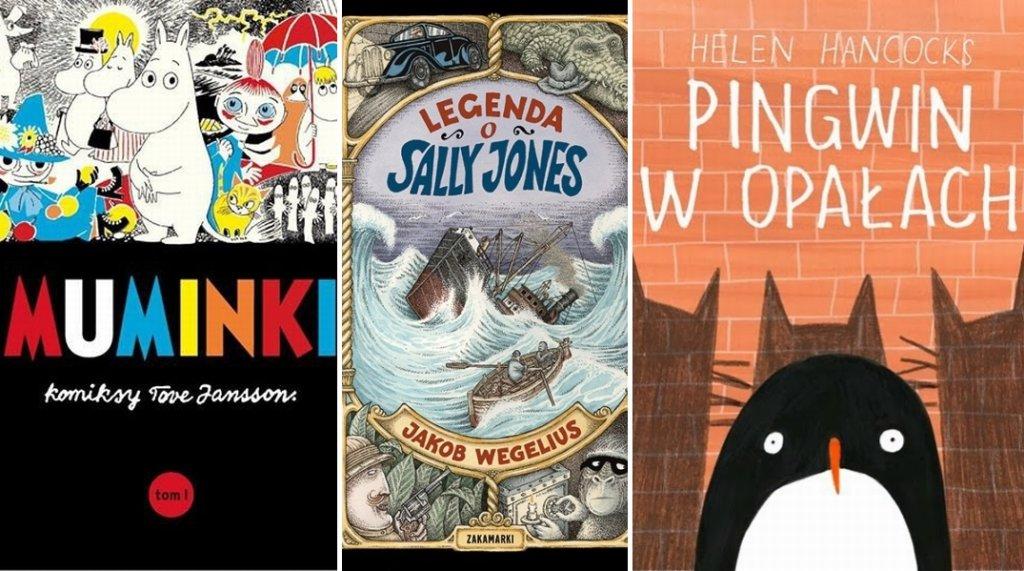 Najciekawsze książki na Dzień Dziecka