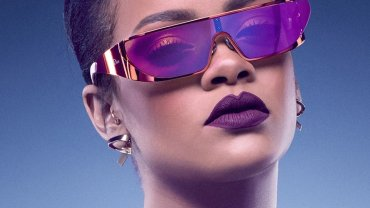 Okulary zaprojektowane przez Rihannę