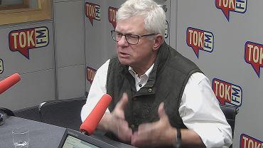 Andrzej Celiński w TOK FM o kandydowaniu na prezydenta Warszawy