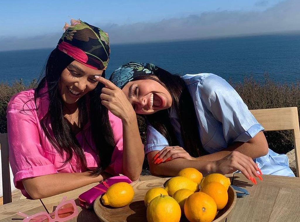 Kourtney Kardashian uwielbia te owoce