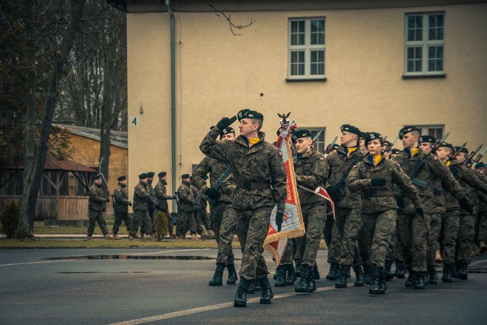 Powrót do kraju polskich żołnierzy III zmiany PKW Rumunia