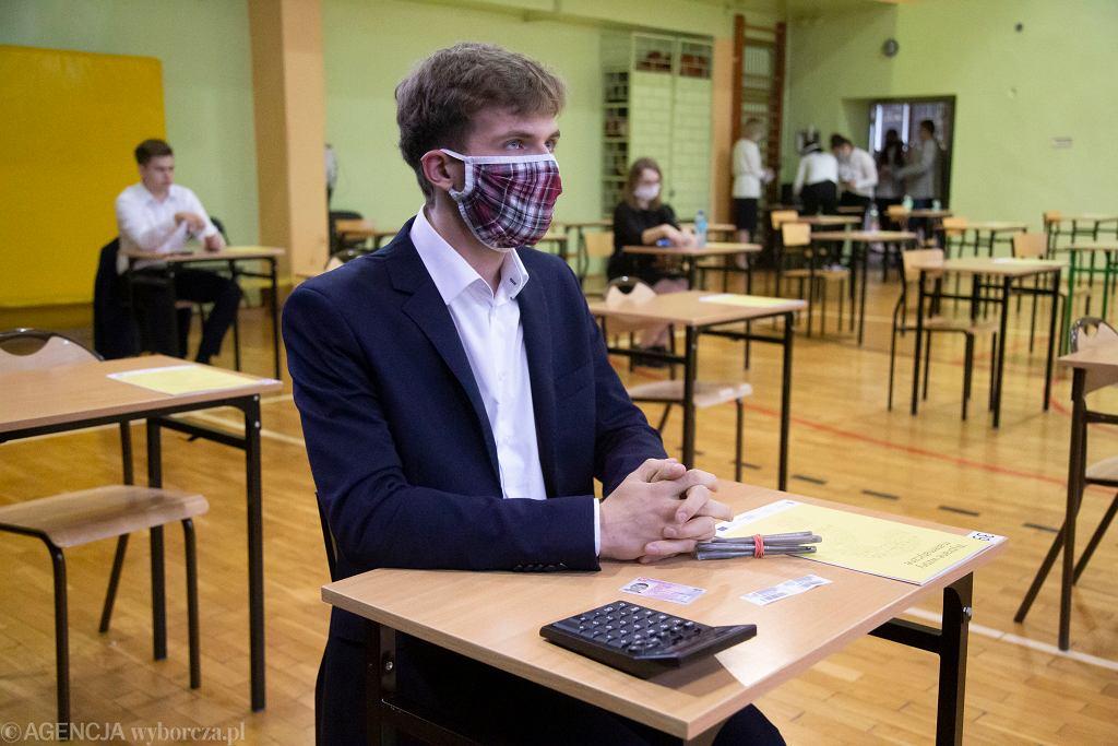 Egzamin ósmoklasisty odwołany?