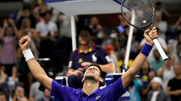 Wielkie emocje w półfinale US Open! Djoković krok od przejścia do historii
