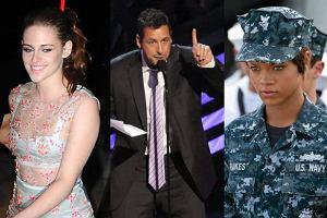 Kristen Stewat, Adam Sandler, Rihanna