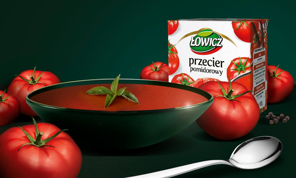 Pięć powodów, dla których warto sięgać po zupę pomidorową