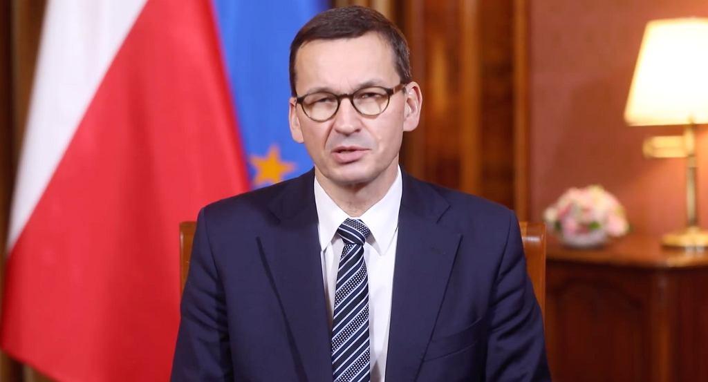 Mateusz Morawiecki: Nie będzie narodowej kwarantanny. 'Dystans, jaki nas od niej dzieli, nadal jest niewielki'