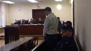 Wyrok w sprawie podpalenia mężczyzny na Olechowie