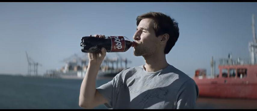Reklama Hoop Cola