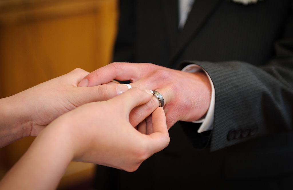 Małżeństwo, zdjęcie ilustracyjne