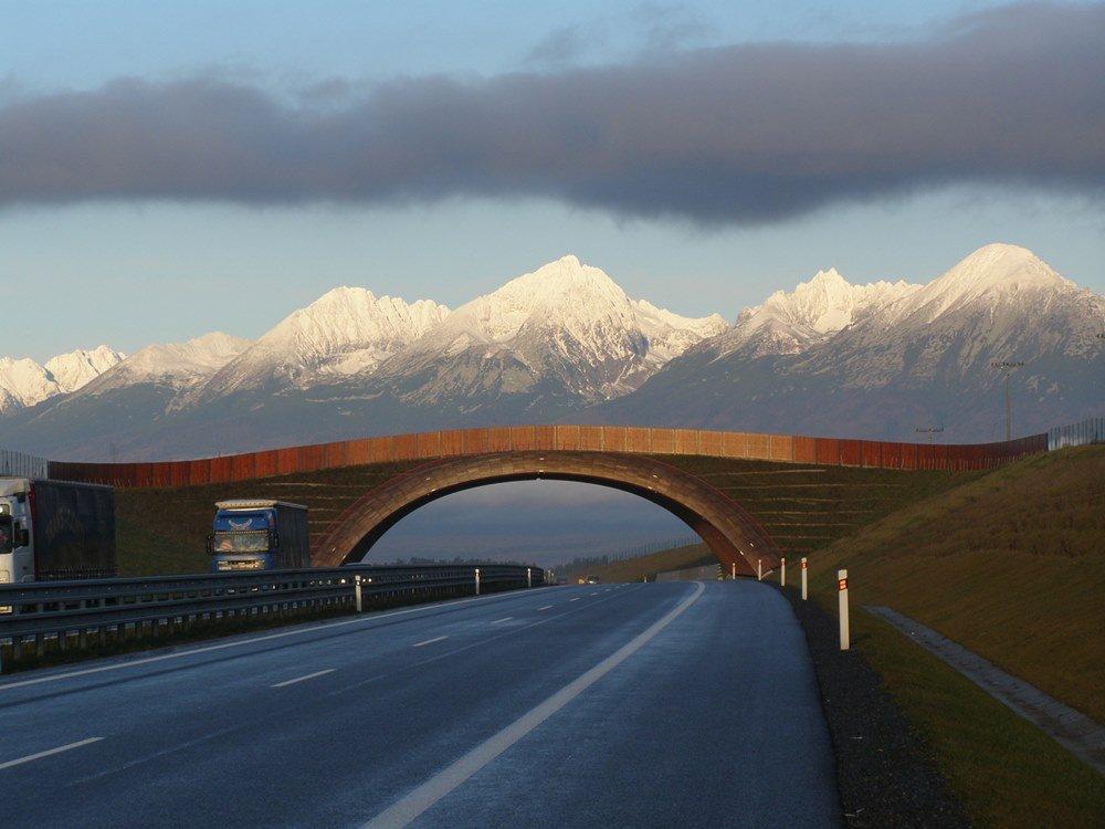 Tatrzańska autostrada D1/ Fot. materiały prasowe Słowackie Centrum Turystyki