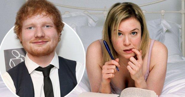 Ed Sheeran, Renee Zellweger