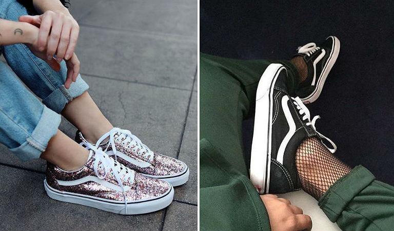 Vans kultowe buty, które pasują do wszystkiego! I Polecamy
