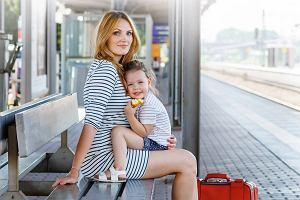Dziecko w podróży: w co się bawić?
