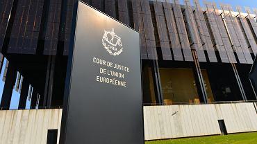 Siedziba TSUE w Luksemburgu