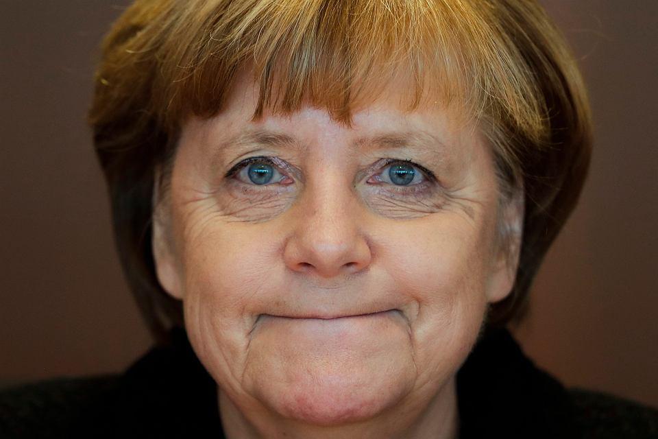 Wybory w Niemczech. Angela Merkel