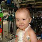 Nie miała roczku, gdy przeszczepiono jej serce. WOŚP w 2020 roku zbiera na operacje dla najmłodszych