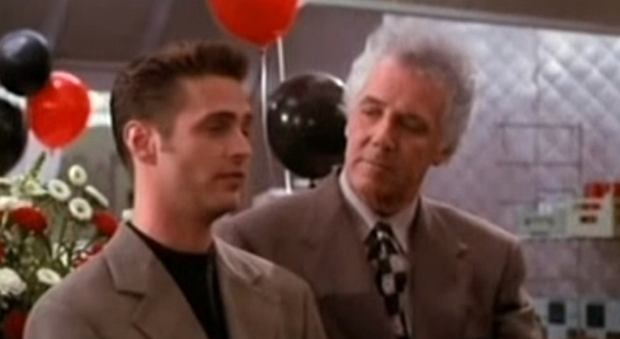 Jed Allen nie żyje - tu na zdjęciu w serialu 'Beverly Hills 90210'