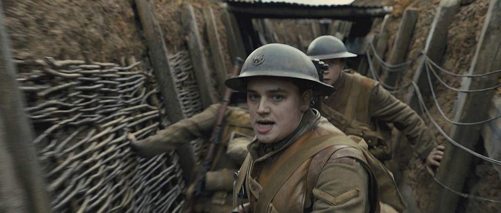 Kadr z filmu '1917'
