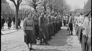Białystok, ulica św. Rocha. 3 maja 1938 roku