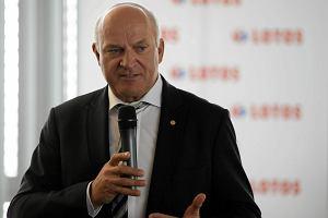 Prezes Grupy Lotos: Z Lechią, zarządzaniem klubem i transferami jest niedobrze