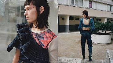 Self-Portrait - jeansowa kolekcja stworzona we współpracy z Lee