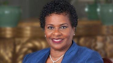 Sandra Manson, pierwsza prezydentka Barbadosu