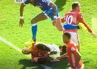 Premier League. Skandaliczne zachowanie Zlatana Ibrahimovicia i Tyrone'a Mingsa