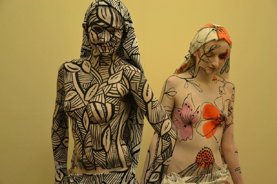 Najdziwniejsze Tatuaże W Weekend W Pałacu Kultury Zdjęcie Nr 1