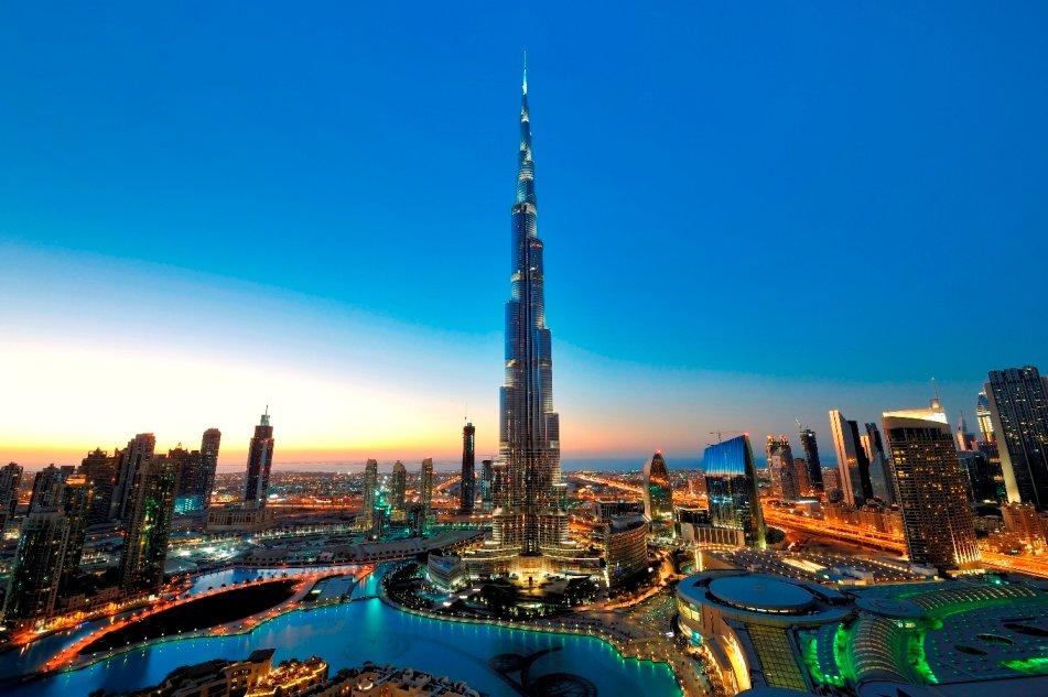 Najlepsze miejsca do podłączenia w Dubaju